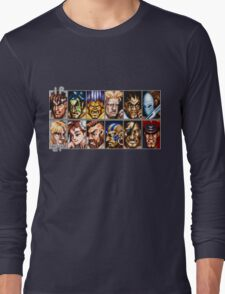 World Warriors Long Sleeve T-Shirt