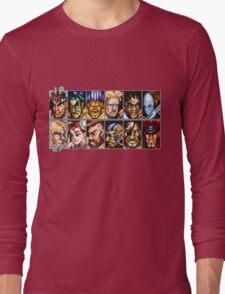 World Warriors Long Sleeve T-Shirt