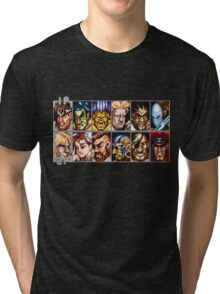 World Warriors Tri-blend T-Shirt
