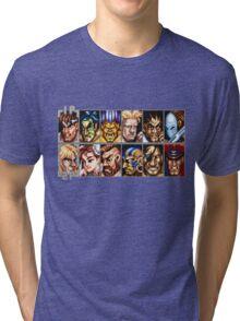 World Warriors Tri-blend T-Shirt
