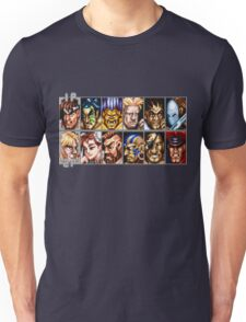 World Warriors Unisex T-Shirt