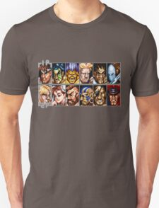 World Warriors T-Shirt