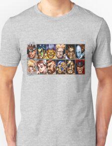 World Warriors T-Shirt