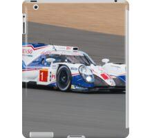 2015 WEC Toyota TS040 - Hybrid No 1 (1) iPad Case/Skin