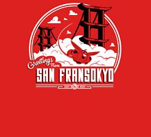 Greetings from San Fransokyo Unisex T-Shirt