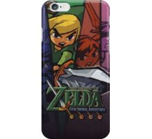 The legend of Zelda - Four Sword phone case iPhone Case/Skin