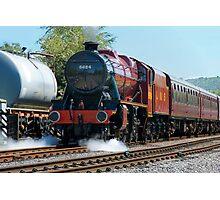 LMSR 48624 Locomotive Photographic Print