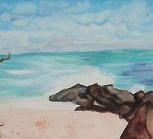 Boynton Inlet Beach by donnawalsh