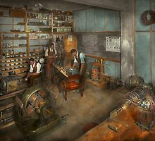 Trade - Electrician - The Electrical Engineering course - 1915 by Mike  Savad