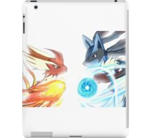 Fight iPad Case/Skin
