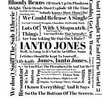 Ianto Jones Quotes by expandingmind