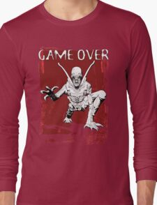 Game Over Man! Long Sleeve T-Shirt