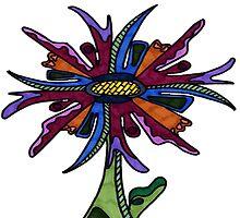 Flower Colors by ZaMoArts