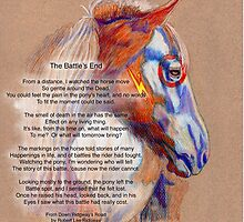 The Battle's End by Donna Ridgway
