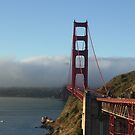 Golden Gate Bridge by VanillaDolphin