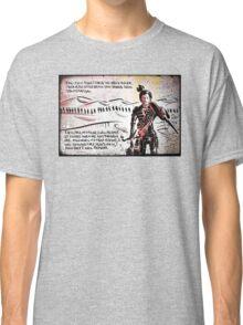 Paul Atreides from Dune Classic T-Shirt