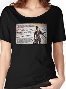 Paul Atreides from Dune Women's Relaxed Fit T-Shirt