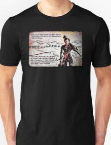 Paul Atreides from Dune Unisex T-Shirt