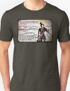 Paul Atreides from Dune Unisex T-Shirt