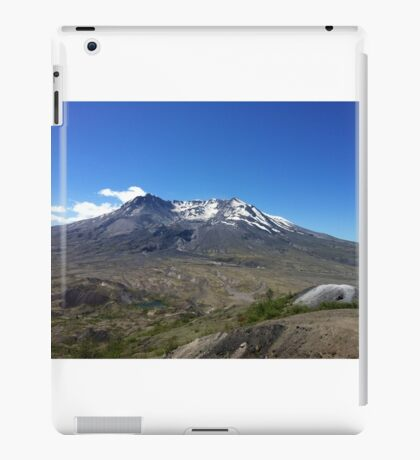 Mt. St. Helens Crater iPad Case/Skin