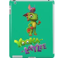 Yooka-Laylee iPad Case/Skin