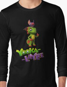 Yooka-Laylee Long Sleeve T-Shirt