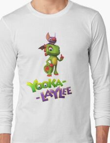 Yooka-Laylee Long Sleeve T-Shirt