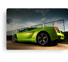 Vroom! Canvas Print