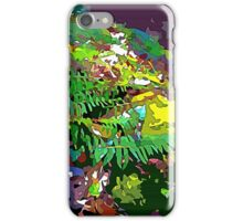 Fern Vector iPhone Case/Skin