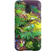 Fern Vector Samsung Galaxy Case/Skin