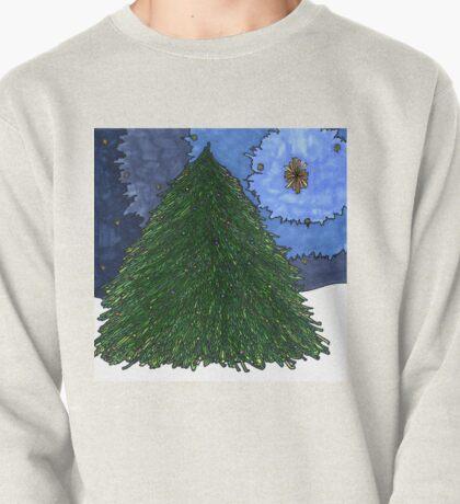 Christmas Tree Star Pullover
