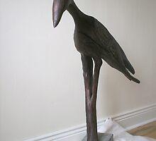 Heron by tracyxkeema