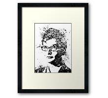 Doctor Who David Tennant Tenth Doctor Framed Print