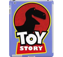 Disney's Toy Story Jurassic Park Theme by spazivuoti iPad Case/Skin