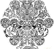 HEAVEN HELL OBLIVION by Venomdesigns