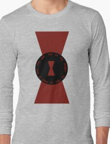 Red in my Ledger Long Sleeve T-Shirt
