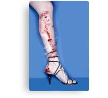 Fashion Hurts Canvas Print