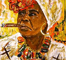 The Lady from Old Havana by amoxes