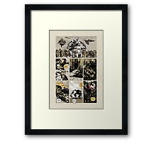 Infused Man - Page 1 Framed Print