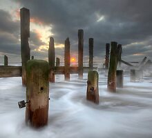 Moody Spurn Point by SteveMG