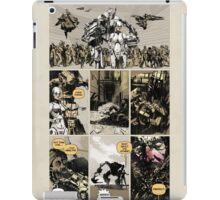 Infused Man - Page 1 iPad Case/Skin