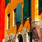 VENICE DETAIL by Thomas Barker-Detwiler
