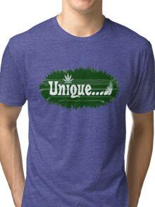 Unique smoke Tri-blend T-Shirt