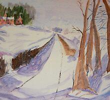 Study of Winter by Cody Higdem