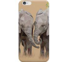 Elephants iPhone Case/Skin