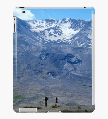 Mt. St. Helens iPad Case/Skin