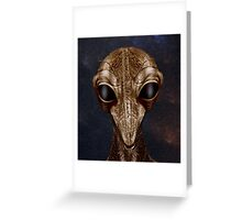 ET - 14 Greeting Card