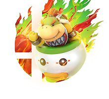 Smash Bowser Jr by Jp-3