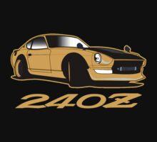 Classic 240Z Kids Clothes