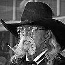 Big Black Hat by Linda Gregory